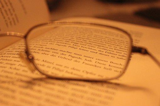 Glasses, Glass, Glasses Glass, Lenses, See, Blurry