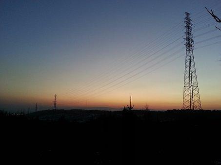Glow, The Telegraph Line, In The Dark