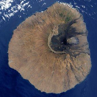 Island, Fogo, Cape Verde Island, Ilhas De Sotavento