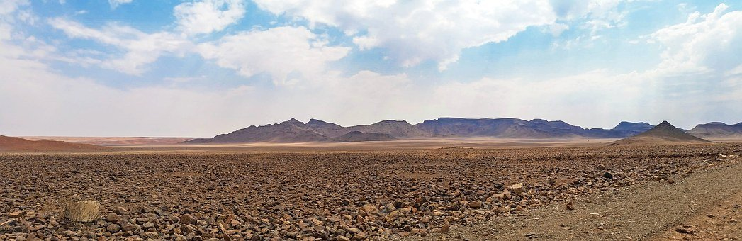 Africa, Namibia, Wilderness, Landscape, Mountains, Arid