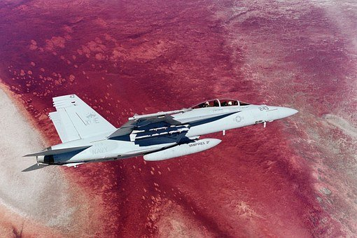 China Lake, California, Jet, Fighter, Plane, Aircraft