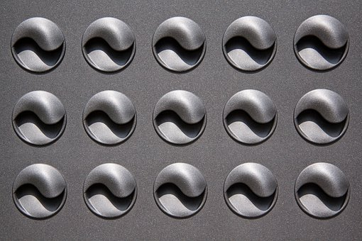 Air Vents, Metal, Silver, Ranking, About, Yin And Yang