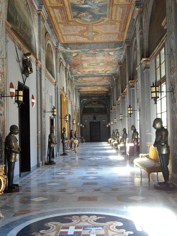 Grand Master's Palace, Interior, Space, Middle Ages