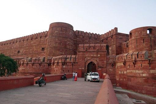 Lahore Gate, Amar Singh Gate, Agra Fort