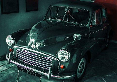 Car, Old Car, Antique, Vintage, Retro, Classic