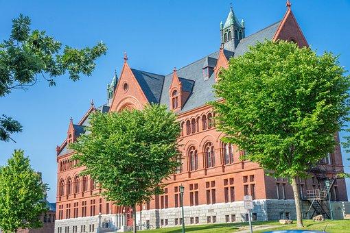 University, Building, Architecture