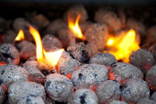 Barbecue, Barbeque, Bbq, Blaze, Briquette, Burn