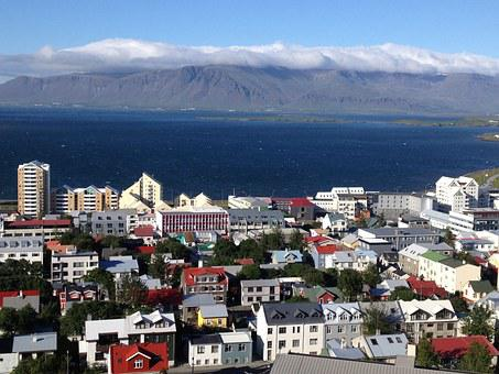 Iceland, Reykjavik, Travel, Tourism, View, Destination
