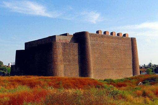 Gulbarga Fort, Bahmani Dynasty, Indo-persian