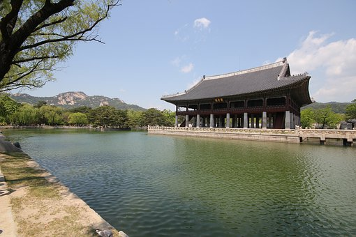 Gyeongbuk Palace, Forbidden City, The Joseon Dynasty