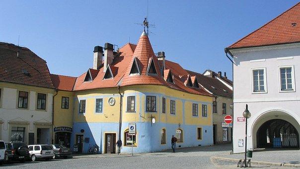 Historically, Architecture, Building, Czech Republic