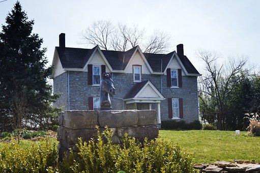 Home, Kentucky, Haunted House, Cynthiana, Small Town