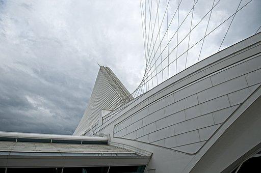 Milwaukee, Calatraba, Milwaukee Art Museum