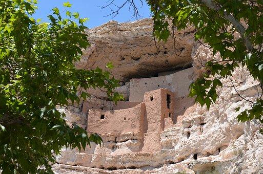 Montezuma Castle National Monument, Anasazi, Arizona