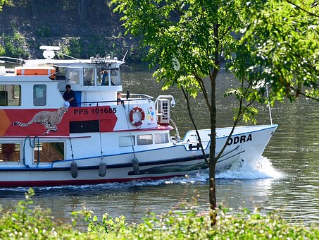 Vltava, Ship, Summer, Water, Trip, Navigation