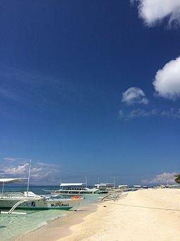 Philippines, Crab Boat, Casa Barry Island, Snorkeling