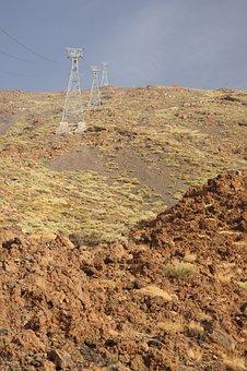 Teide, Volcano, Tenerife, Holidays, Rest, Nature