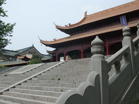 Chaotian Palace, Palazzo, Ming Dynasty, Staircase
