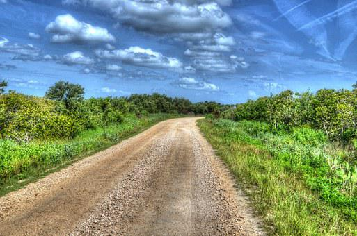 Path, Road, Travel, Cape Canaveral