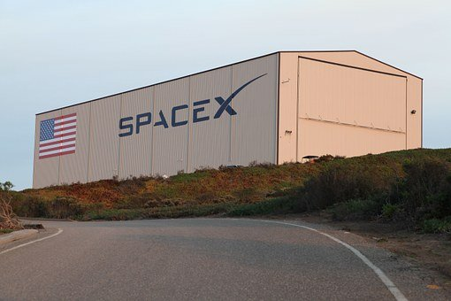 Hangar, Spacex, Usa, Rocket Science, Transportation
