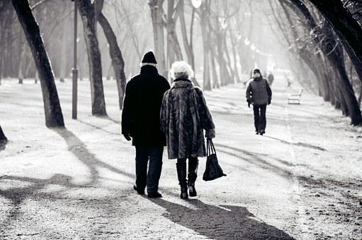 Walk, Couple, Couple Walking, Woman, Man, Outdoors
