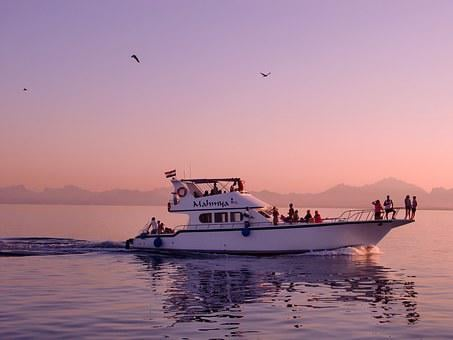 Sea, Summer, Sun, Water, Vacations, Egypt, Boat, Diving