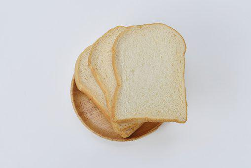 Bread, White, Food, Loaf, Fresh, Nutrition, Baked