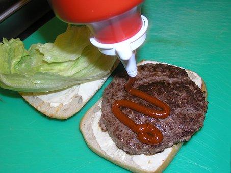 Burger, Cooking, Provisioning, Dining, Taste, Food