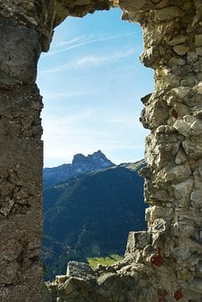 Ruin Falkenstein, Falkenstein, By Looking, Aggenstein