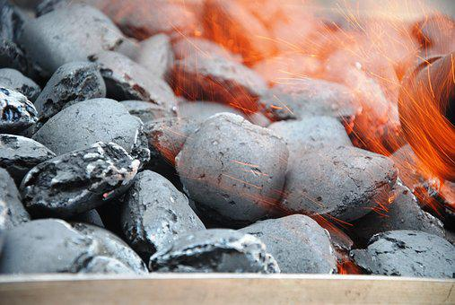 Carbon, Fire, Embers, Barbecue, Charcoal, Hot, Flame