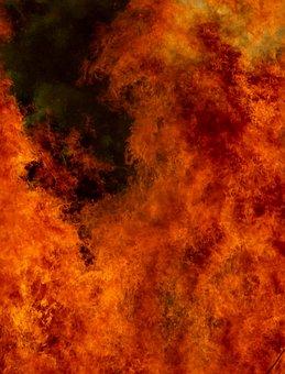 Fire, Hot, Red, Bonfire, Burn, Flame, Blaze, Danger