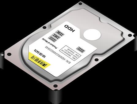 Hdd, Hard Disk Drive, Disk, Hard Disk, Data, Computer