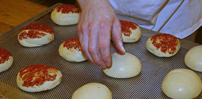 Focciaboller, Buns, Bread, Freshly Baked, Food, Dining
