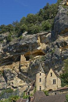Dordogne, Cave Dwellers, Troglodytes, Rock