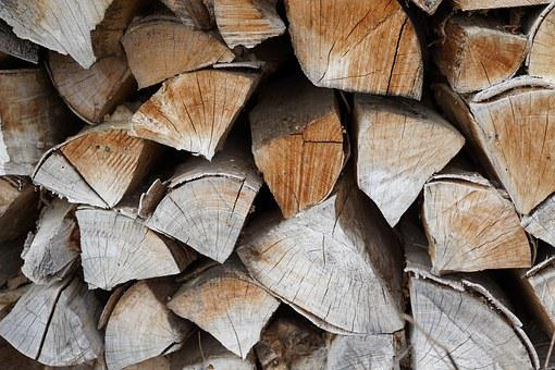 Wood, Nature, Grey, Dry Wood, Stock, Heat, Fabric, Fuel