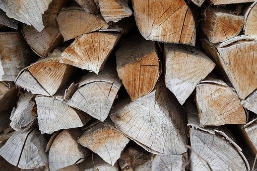 Wood, Nature, Grey, Dry Wood, Stock, Heat, Fabric, Fuel