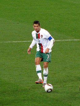 Cristiano Ronaldo, World Cup 2010, Portugal, Football