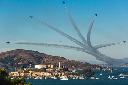 San Francisco, Blue Angels, Blue, San, Francisco