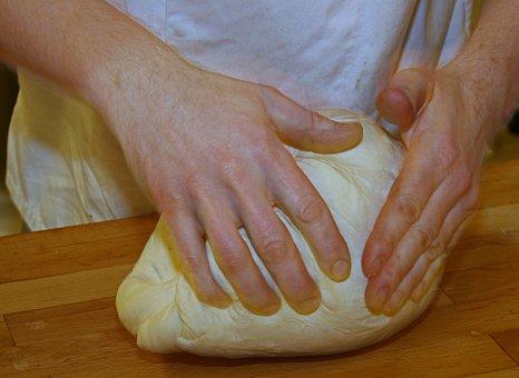 French Gross Bun, Dough, Formes, Bun, Baker, Food