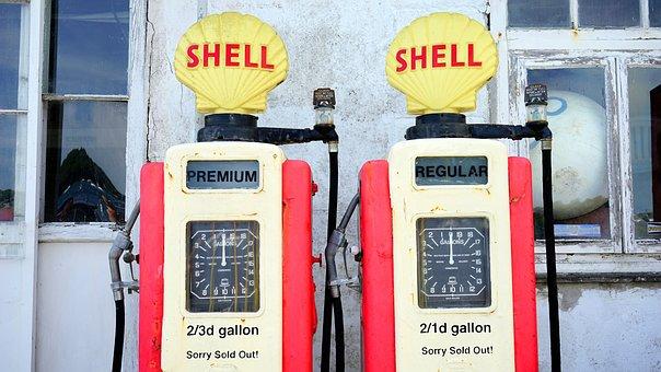 Retro, Petrol Pump, Pump, Gas, Gasoline, Oil, Station