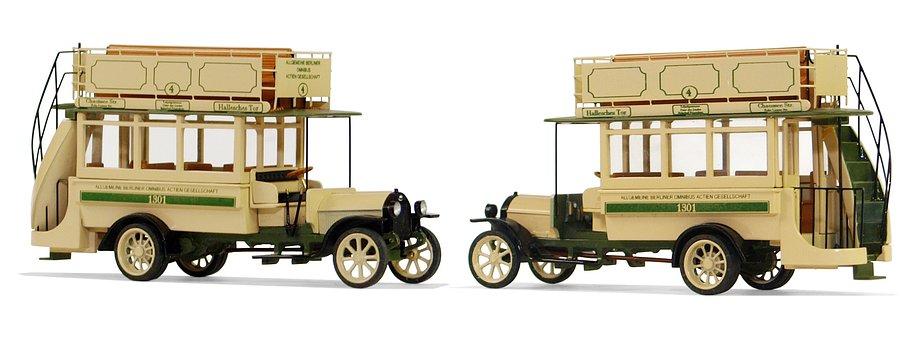 Daimler, 1905, General Berliner Omnibus Ag