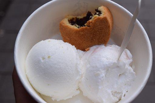 Xi'an, Gourmet, Ice Cheese, Ice Cream