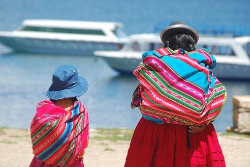 Coya, Colla, Cholitas, Bolivia, Jujuy, Andes, Customs