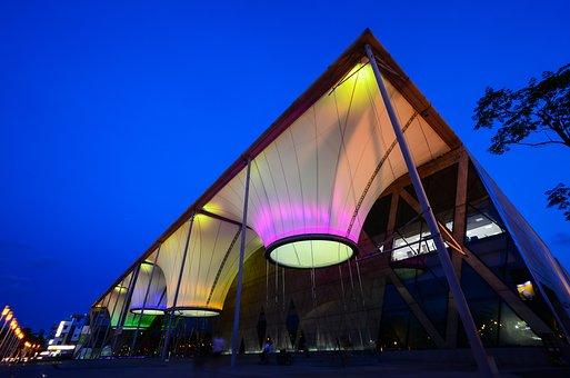 藝 Tokyo Culture Center, Kaohsiung, 鳳 Mountain Area