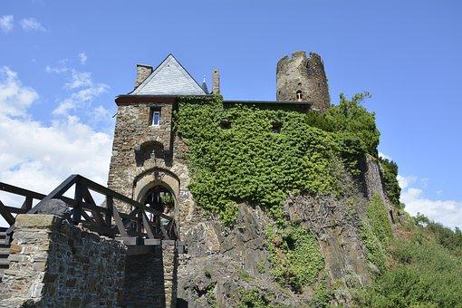 Knight's Castle, Castle, Middle Ages, Architecture
