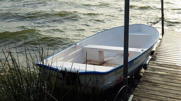 Boot, Web, Lake, Port, Water, Fishing Boat, Jetty, Mole