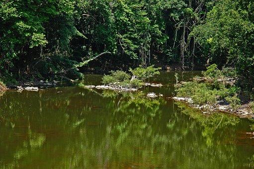 Landscape, River Landscape, Khao Yai, Thailand