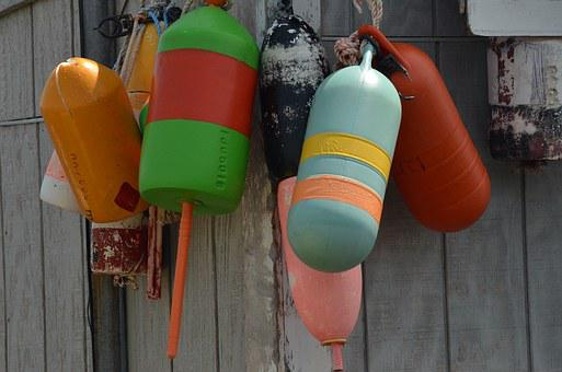 Boat, Buoy, Bump, Boating, Maritime