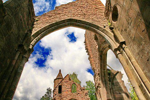 Monastery, Old Monastery, Old, Historically