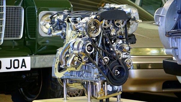 Engine, Car, Car Engine, Motor, Vehicle, Auto